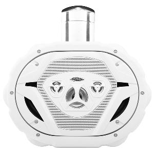 Boss Audio MRWT69W Waketower Speaker - (Single) White
