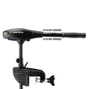 Minn Kota Endura Max 45 Hand Control - 12V-45lb-36\