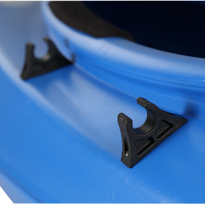 Kayak Hardware Water Sports Attwood Paddle Clips Black Attwood Marine 11780-6