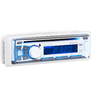 Boss Audio MR762BRGB Single DIN Bluetooth Enabled In-Dash MP3/CD/CDRW/AM/FM Receiver