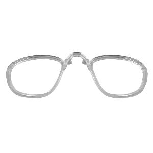 Wiley X PT-1 Sunglasses - Smoke Grey Lens - Matte Black Frame w/Rx Insert