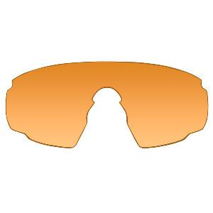 Wiley X PT-1 Sunglasses - Rust Lens - Matte Black Frame