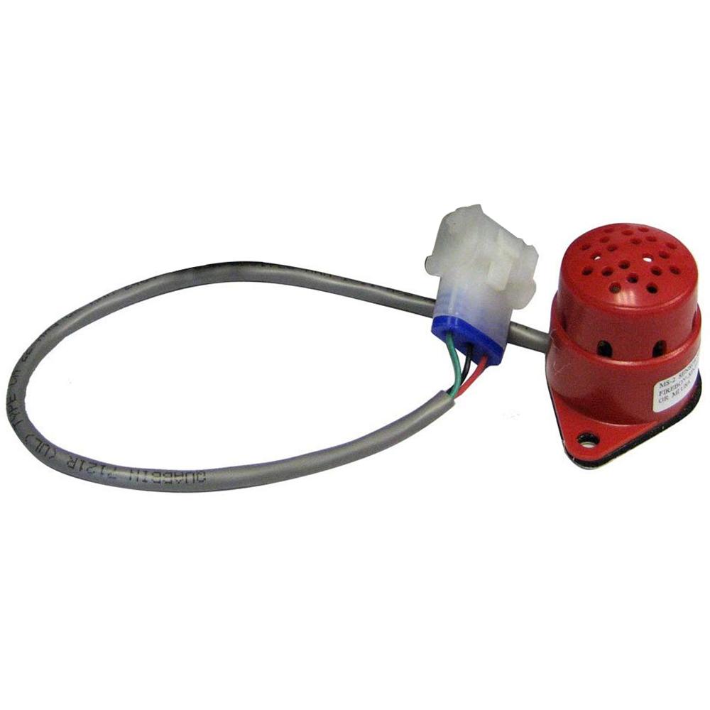 Xintex MS-2 Head Gasoline & Propane Sensor Red Plastic w/Quick Disconnect