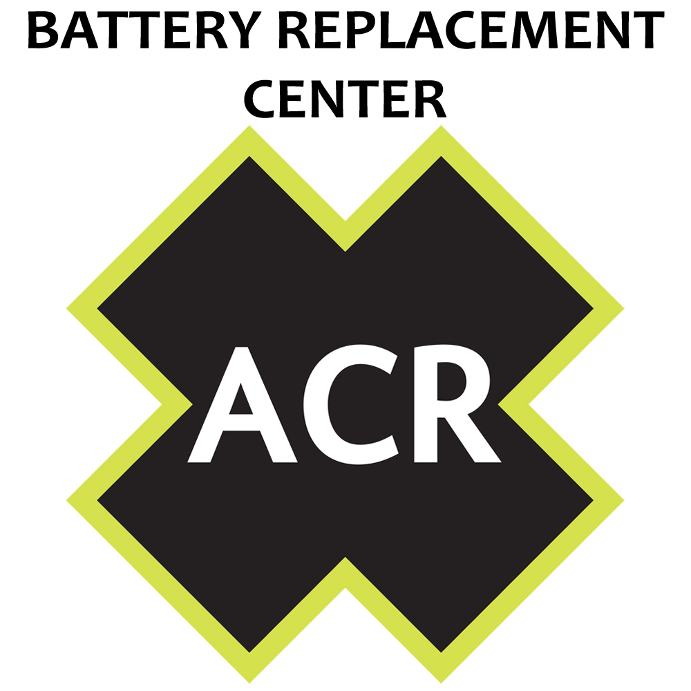 ACR FBRS 2777 Battery Replacement Service