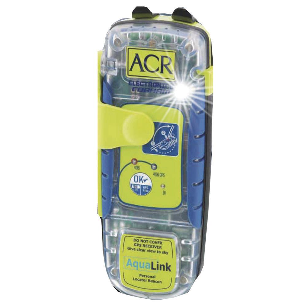 ACR AquaLink™ PLB - Personal Locator Beacon