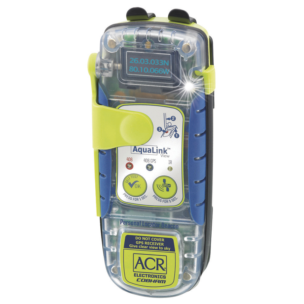 ACR PLB-350C AquaLink™ View