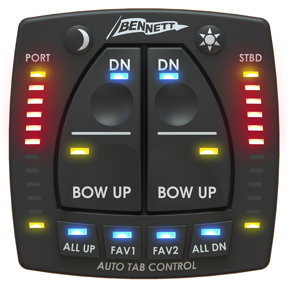 Bennett AutoTrim Pro f/Electric Trim Tabs