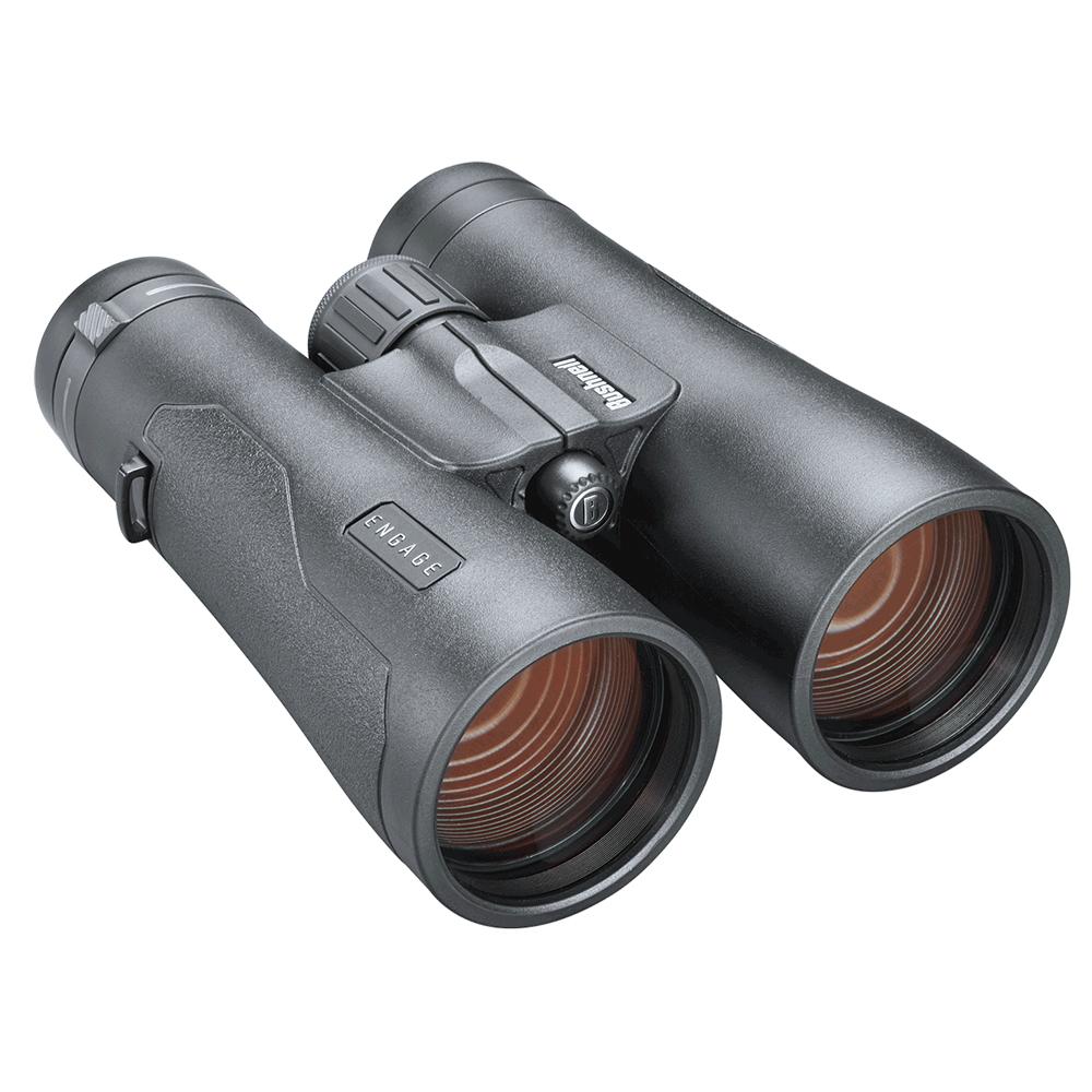 Bushnell 10x50mm Engage™ Binocular - Black Roof Prism ED/FMC/UWB