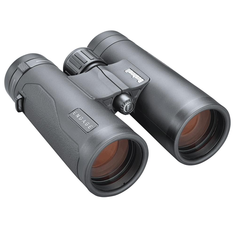Bushnell 8x42mm Engage™ Binocular - Black Roof Prism ED/FMC/UWB