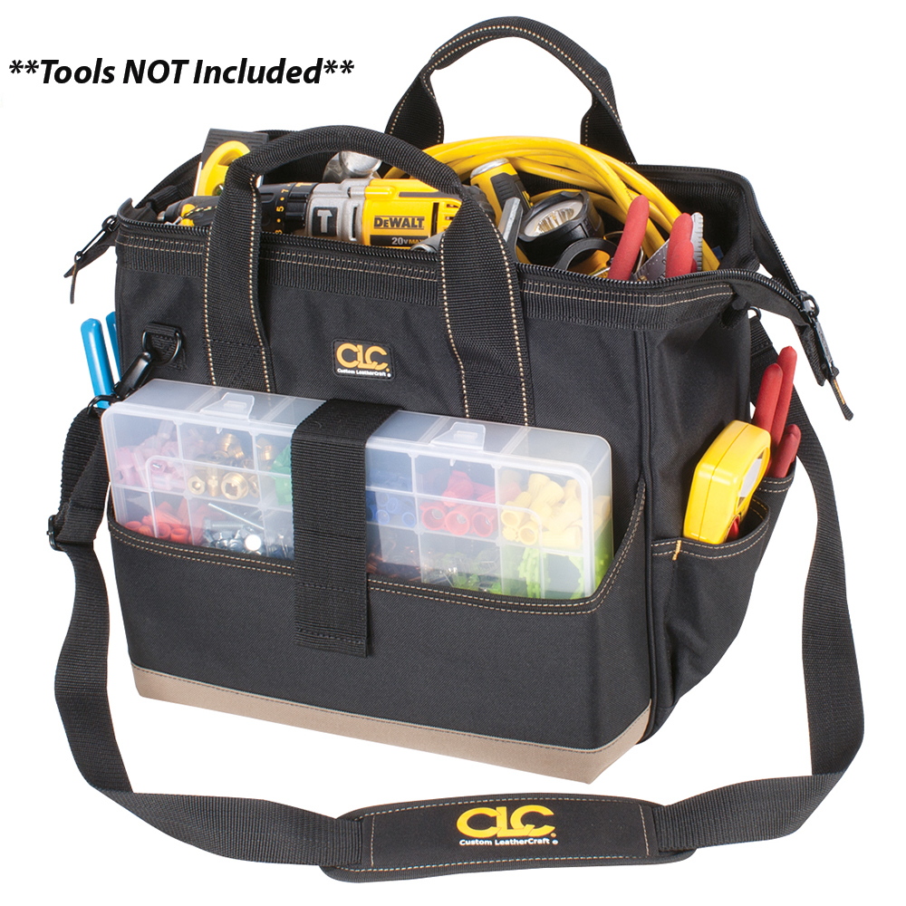 CLC 1139 Large Traytote Tool Bag | CWR Wholesale Distribution