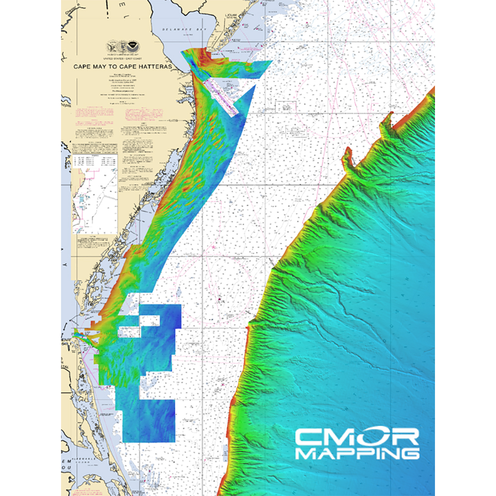 CMOR Mapping Mid-Atlantic f/Simrad, Lowrance, B&G & Mercury