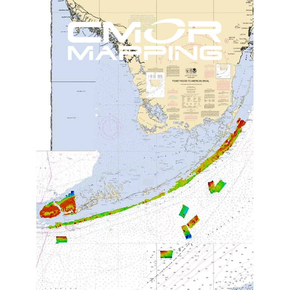 CMOR Mapping South Florida f/Raymarine