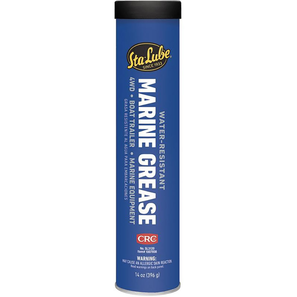 CRC Sta-Lube Marine Boat Trailer & 4x4 Wheel Bearing Grease - 14oz - #SL3120 *Case of 10