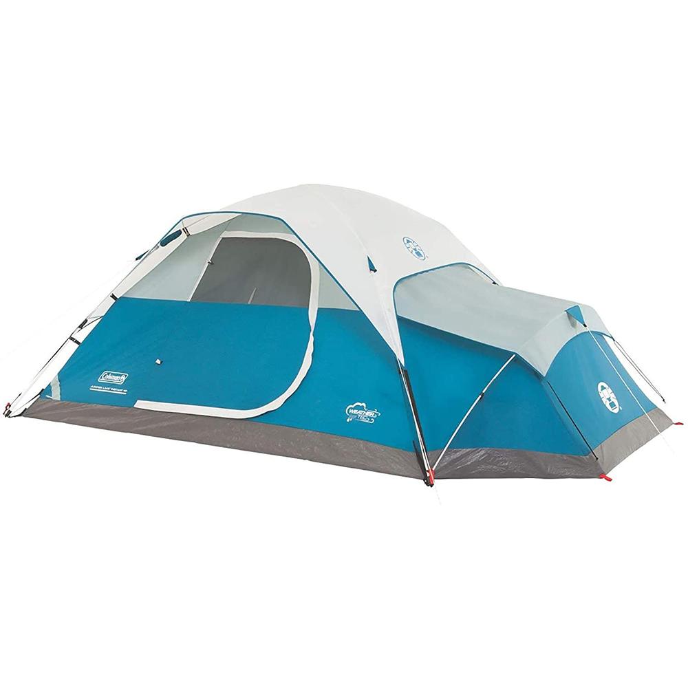Coleman Juniper Lake 4-Person Instant Dome Tent w/Annex