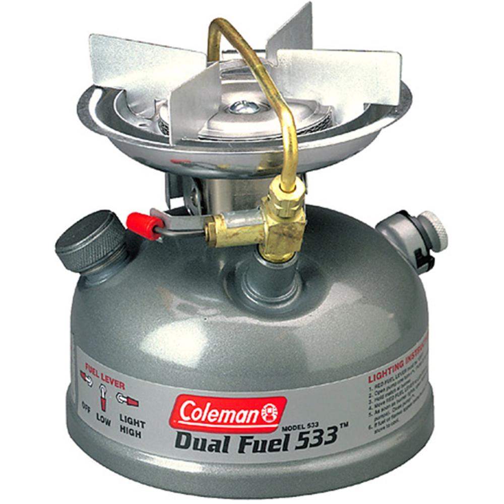 Coleman Sportster® II Dual Duel™ 1-Burner Stove