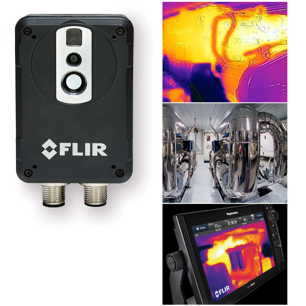 FLIR AX8™ Marine Thermal Monitoring System
