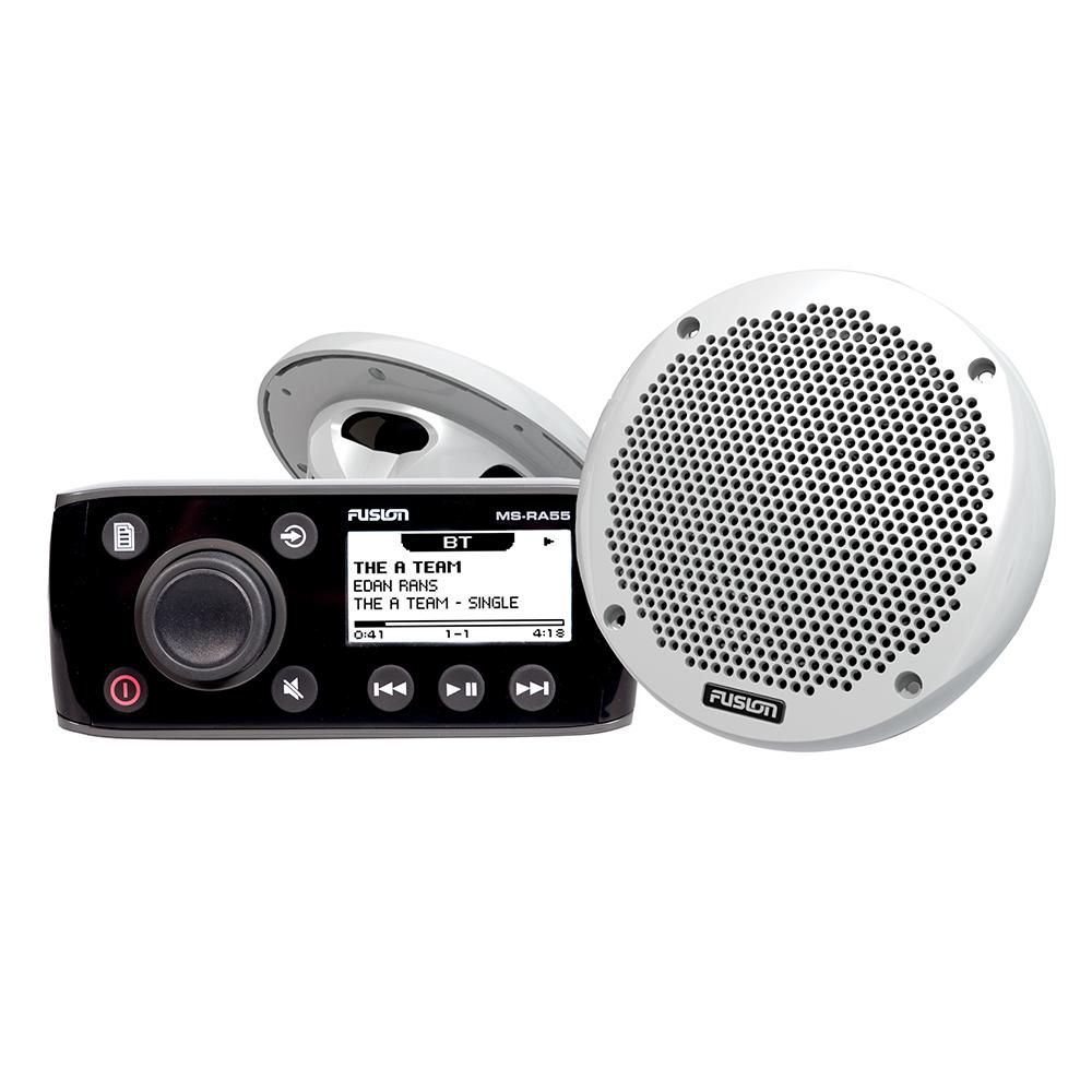 FUSION MS-RA55KTS RA55 & EL602 Speaker Kit