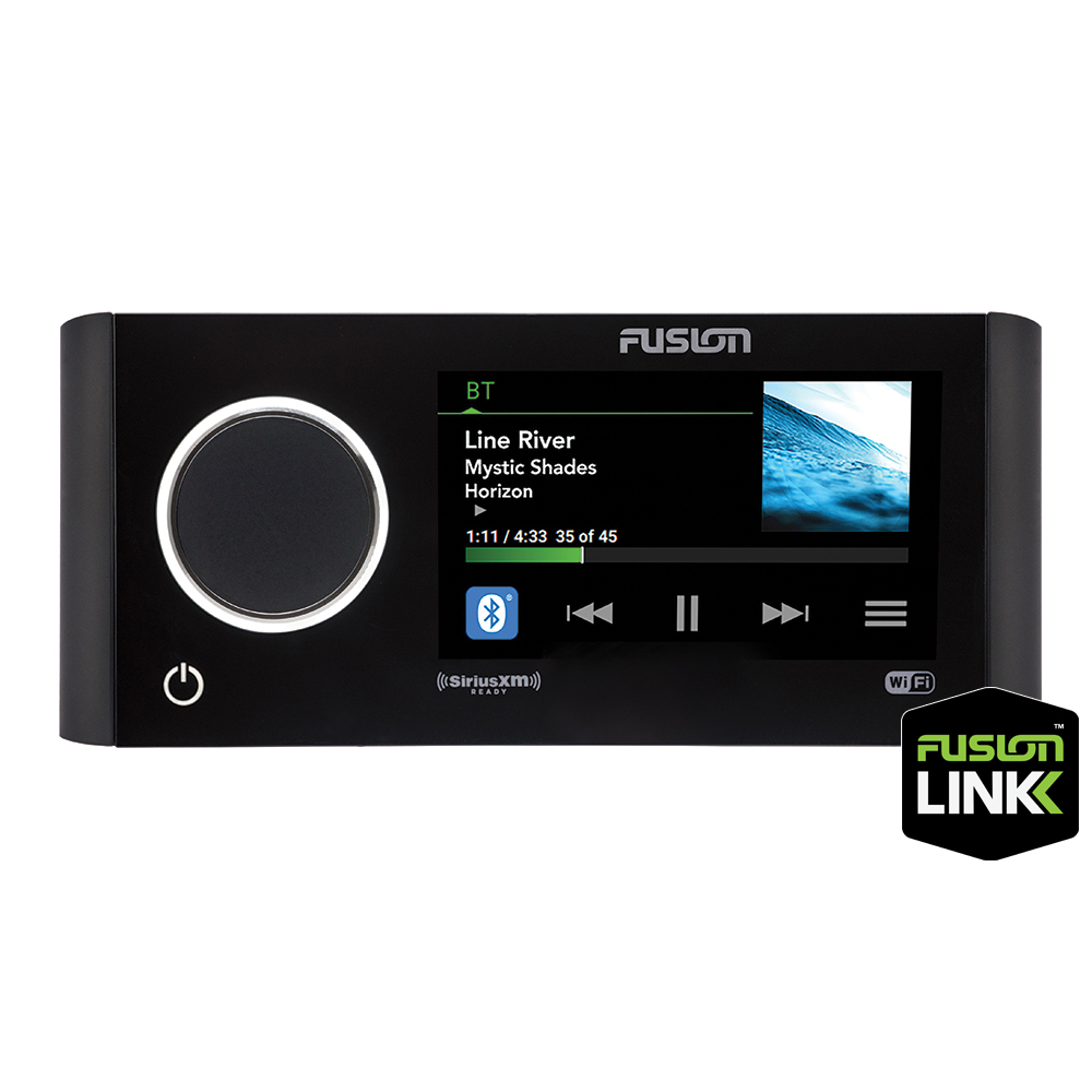 FUSION MS-RA770 Apollo Series Touchscreen AM/FM/Bluetooth Stereo