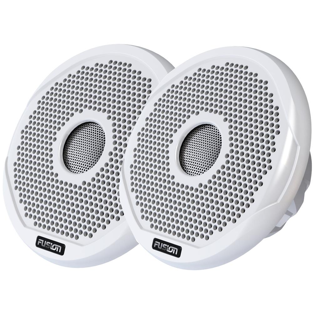 "FUSION FR4021 4"" Marine Speaker - 120W - White"