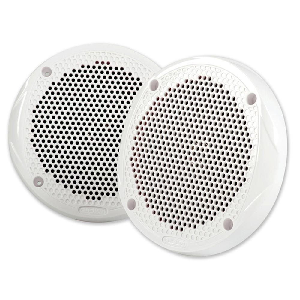"""FUSION 6.5"""" 2-Way Speakers - 200W - White"""