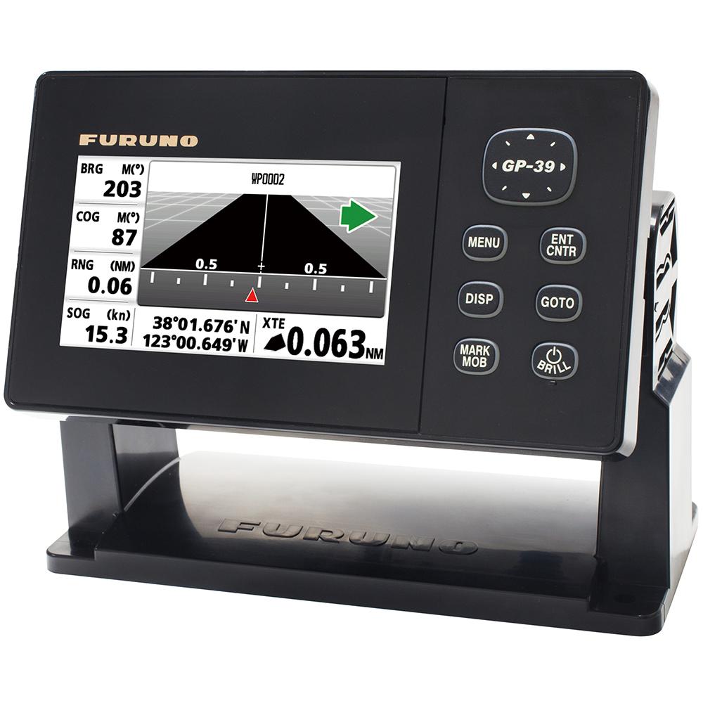 "Furuno GP39 GPS/WAAS Navigator w/4.2"" Color LCD"