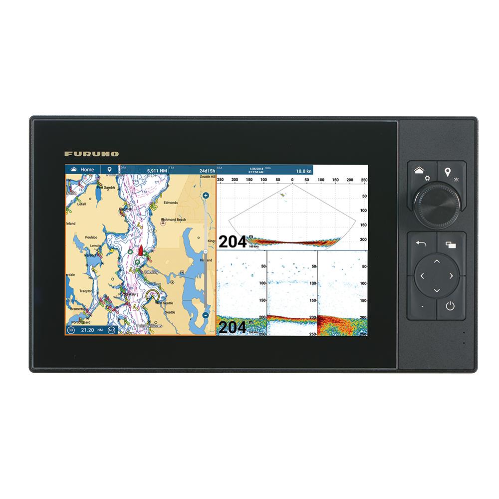 "Furuno NavNet TZtouch3 12"" MFD w/1kW Dual Channel CHIRP™ Sounder w/Internal GPS"