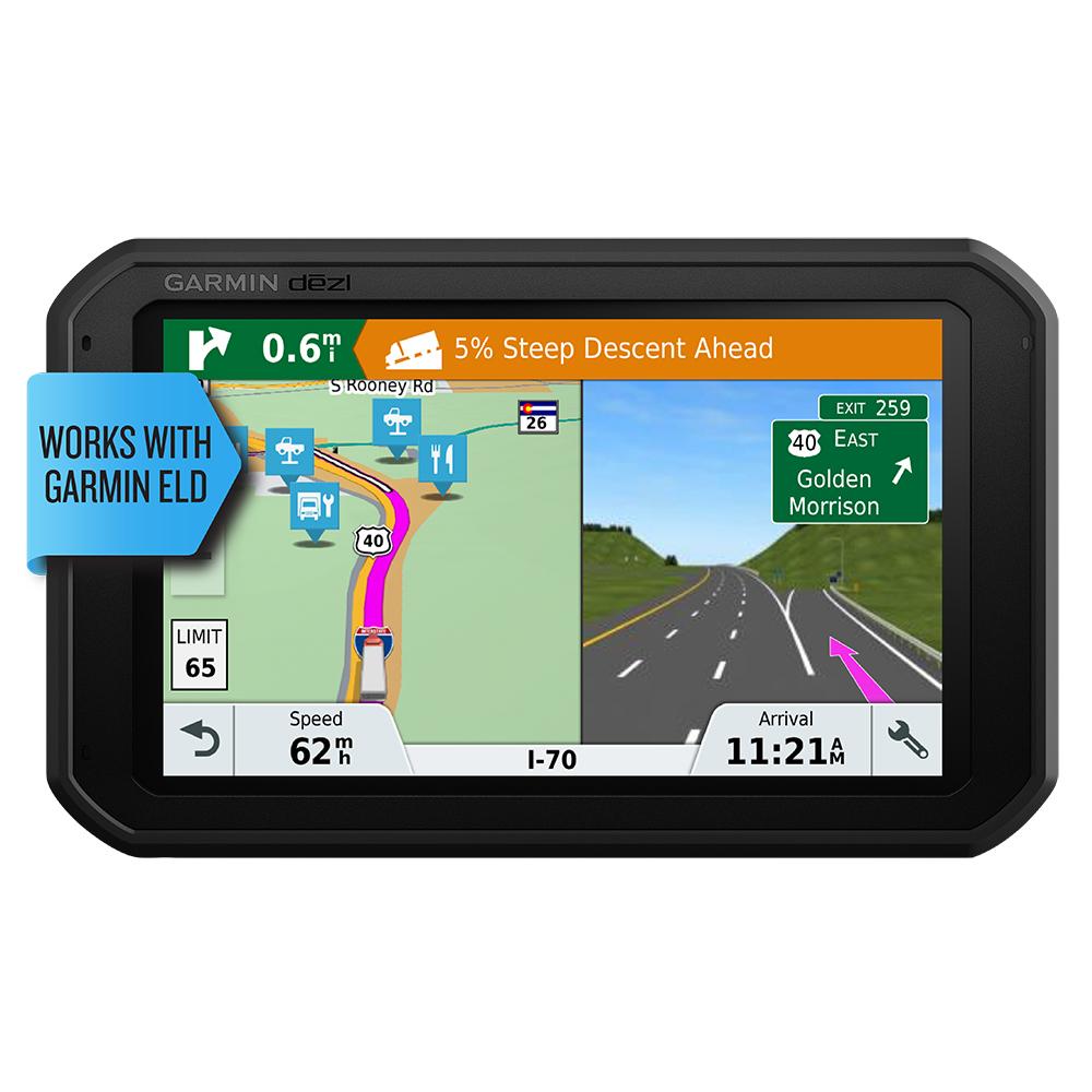 "Garmin dēzl™ 78 LMT-S 7"" GPS Truck Navigator"