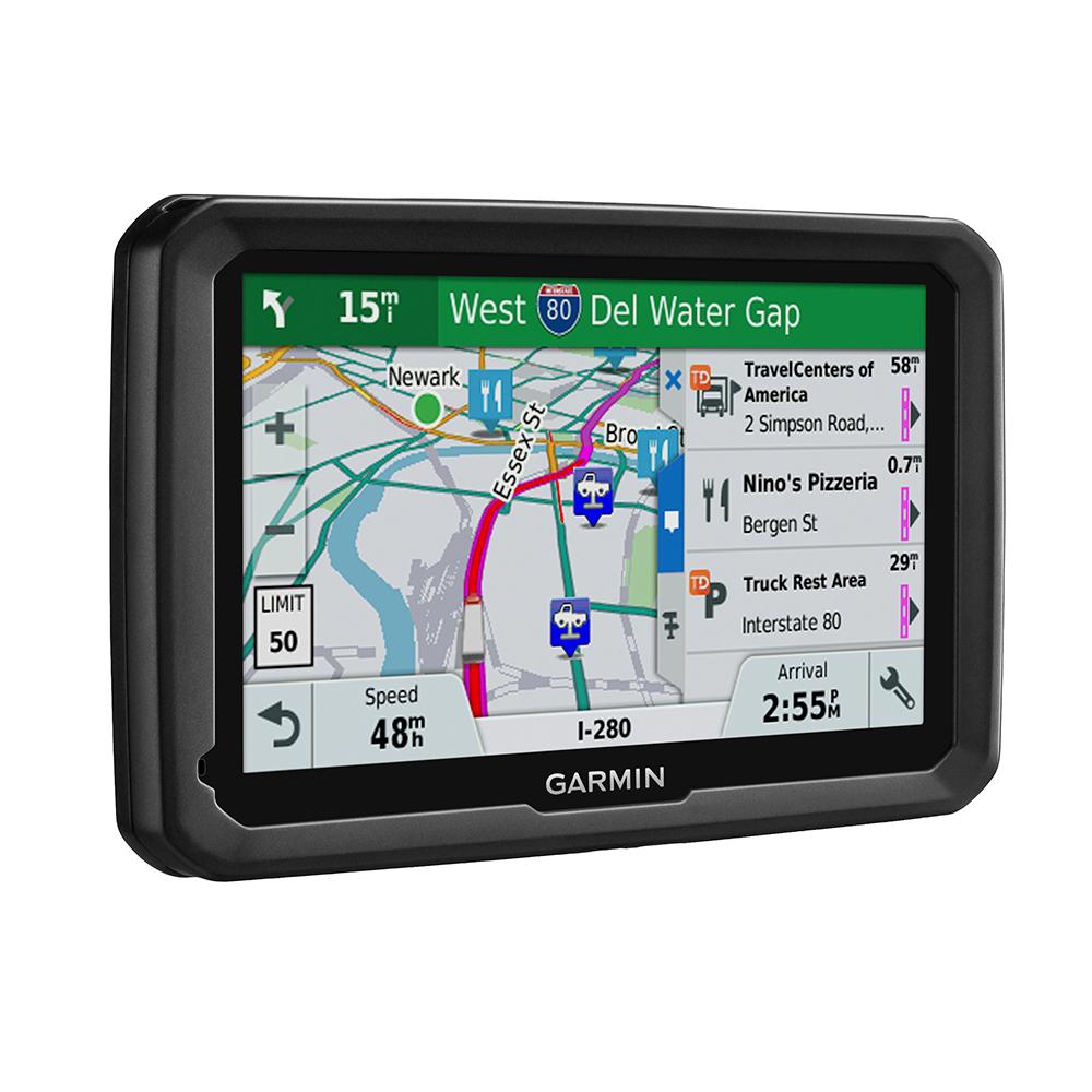 "Garmin dēzl™ 580 LMT-S 5"" GPS Truck Navigator"