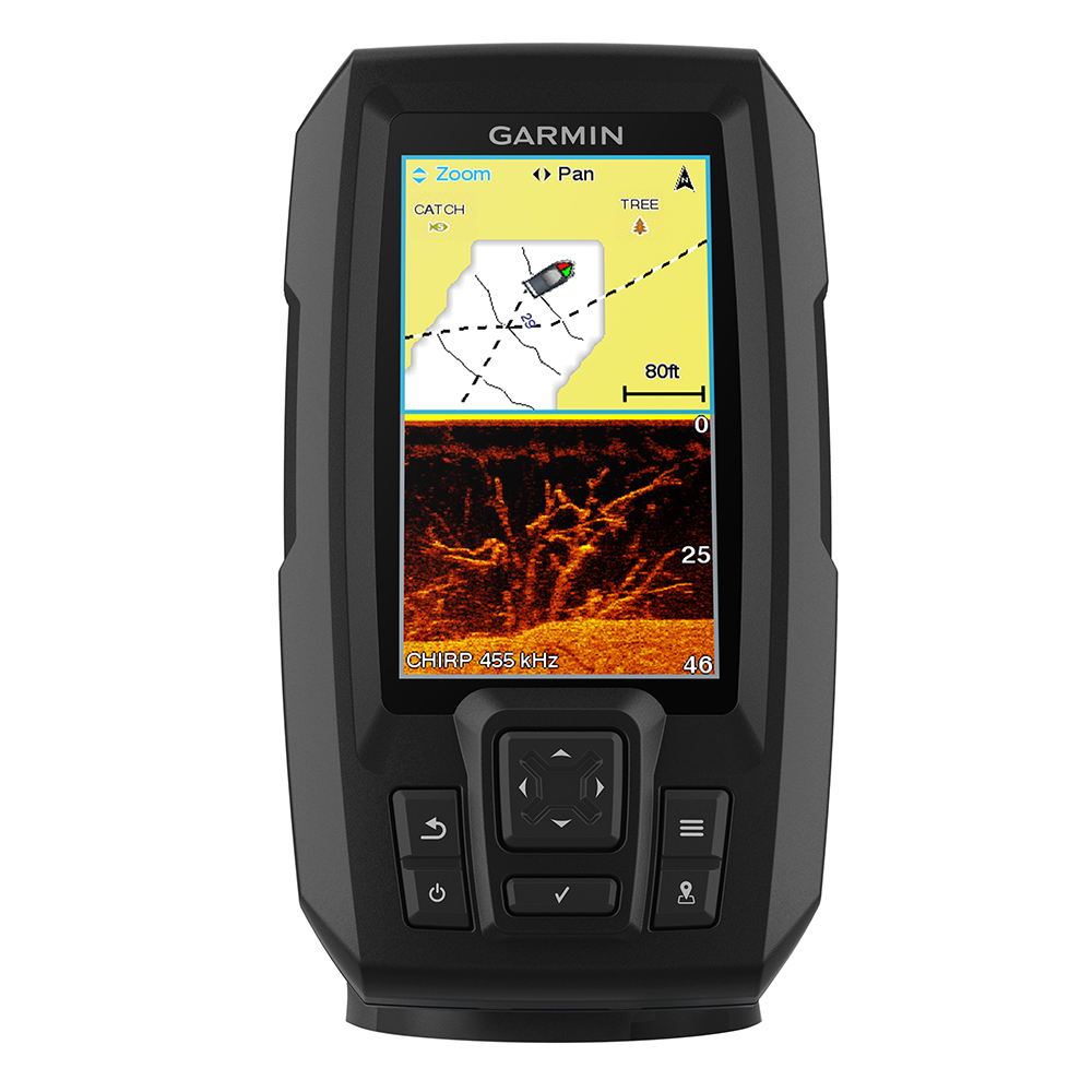 Garmin STRIKER™ Plus 4CV w/GT-20TM Transducer