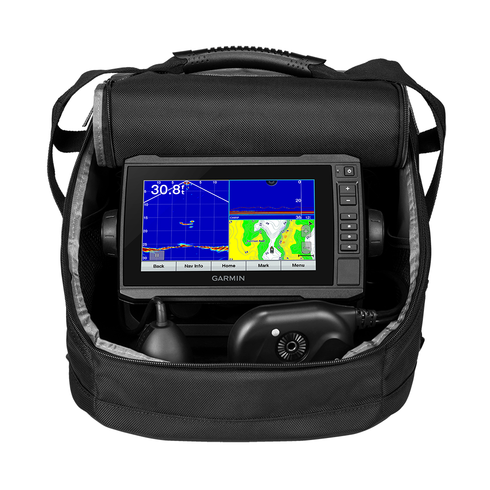 Garmin Panoptix™ Ice Fishing Bundle w/ECHOMAP™ Plus 73cv