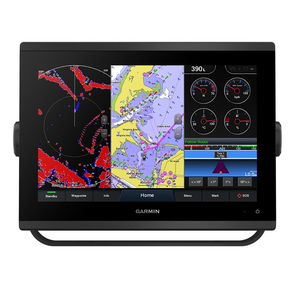 Garmin GPSMAP® 1223 Non-Sonar w/Worldwide Basemap