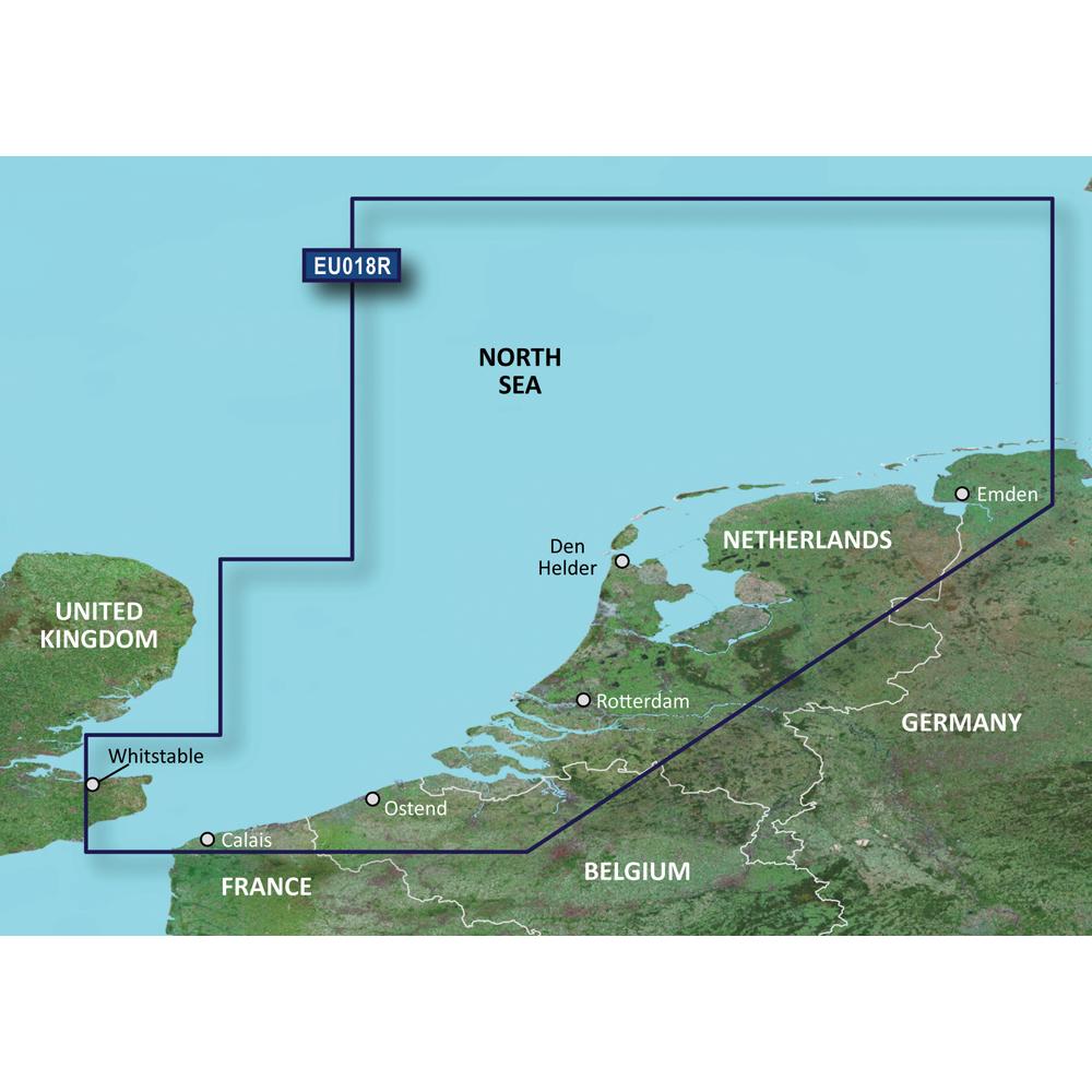Garmin BlueChart® g3 Vision® HD - VEU018R - The Netherlands - microSD™/SD™