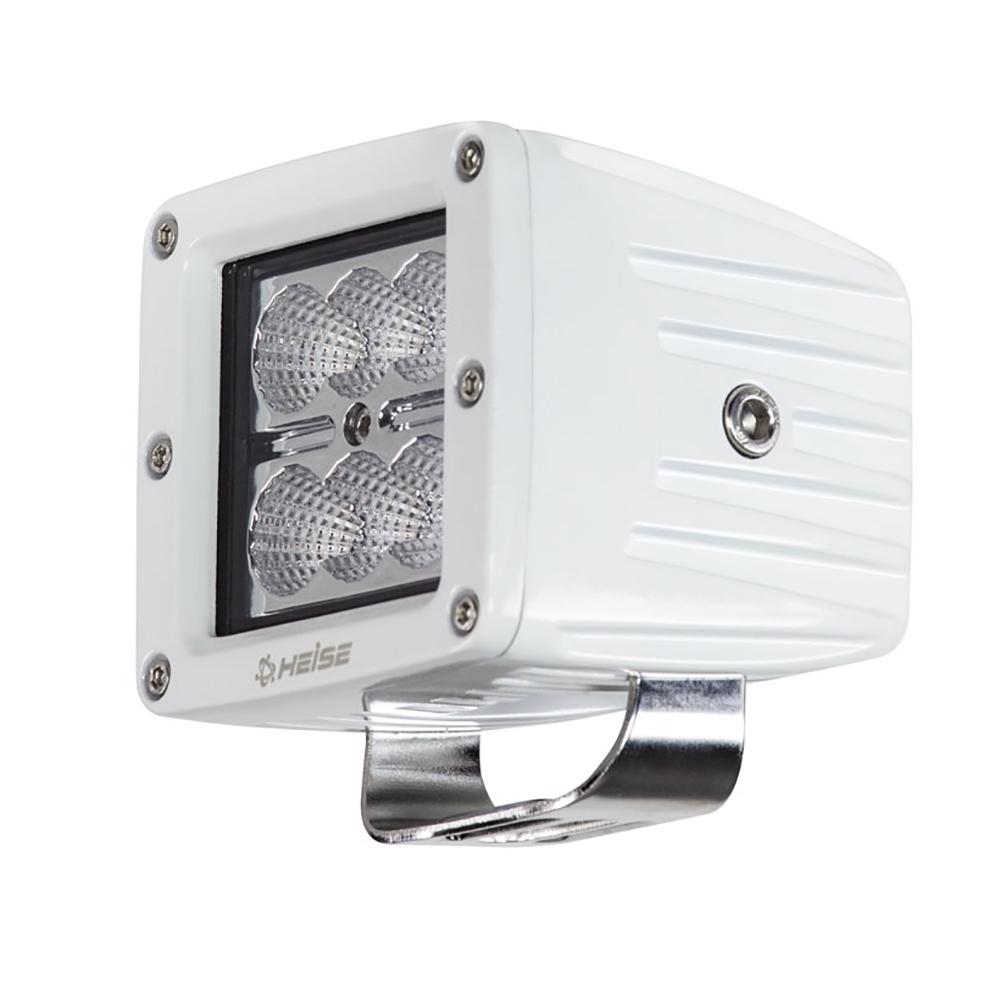 "HEISE 6 LED Marine Cube Light - 3"""