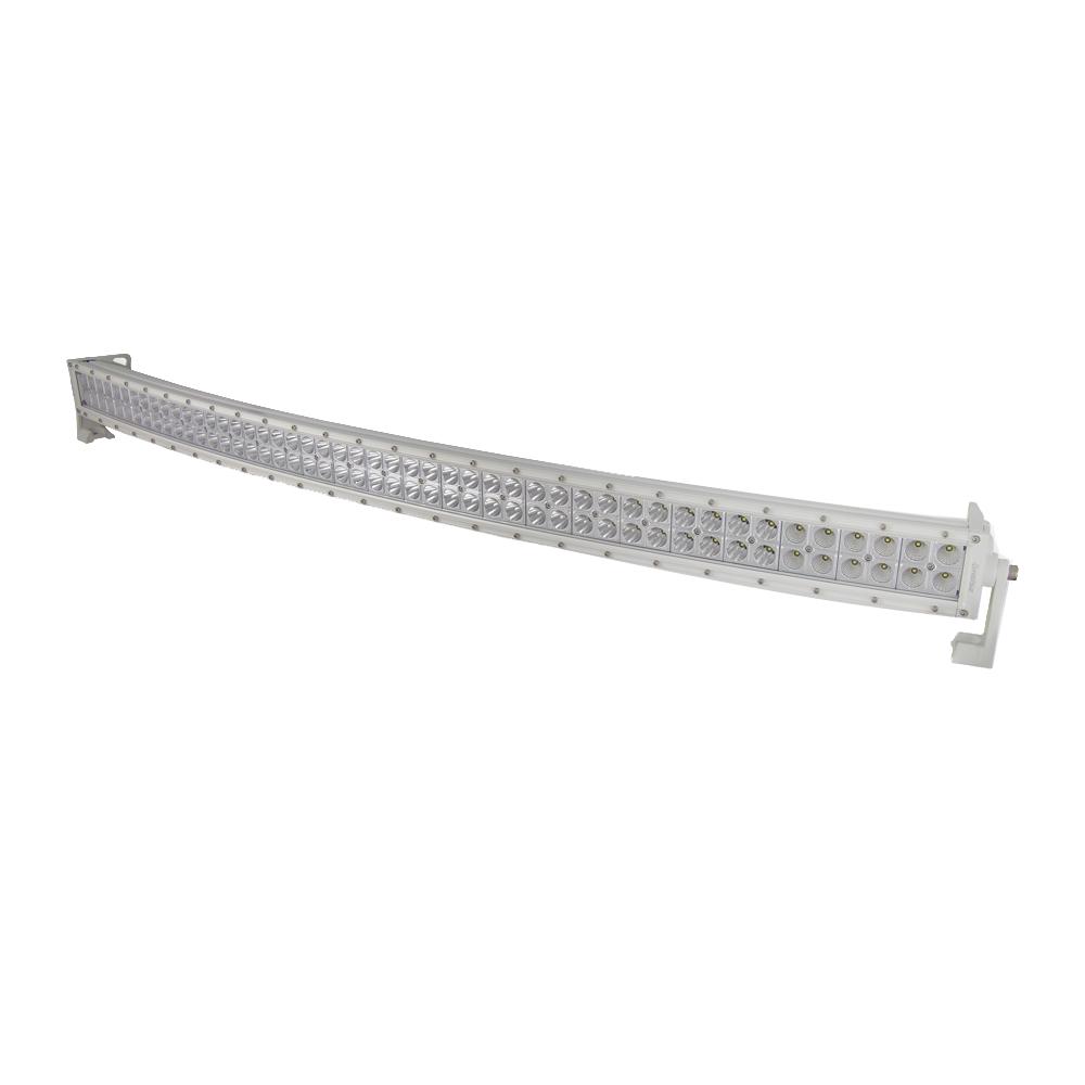 """HEISE Dual Row Marine Curved LED Light Bar - 42"""""""