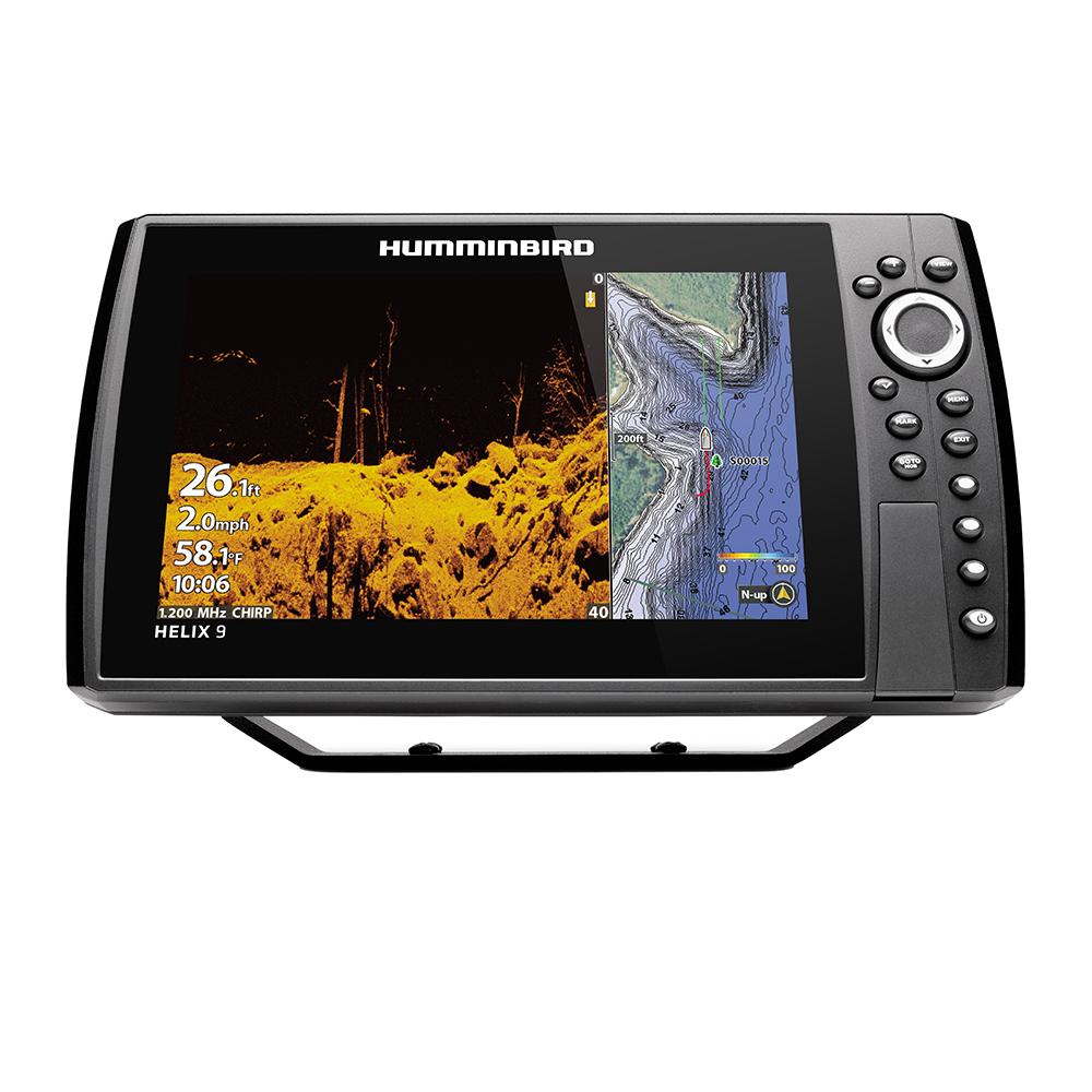 Humminbird HELIX 9® CHIRP MEGA DI+ GPS G4N CHO Display Only