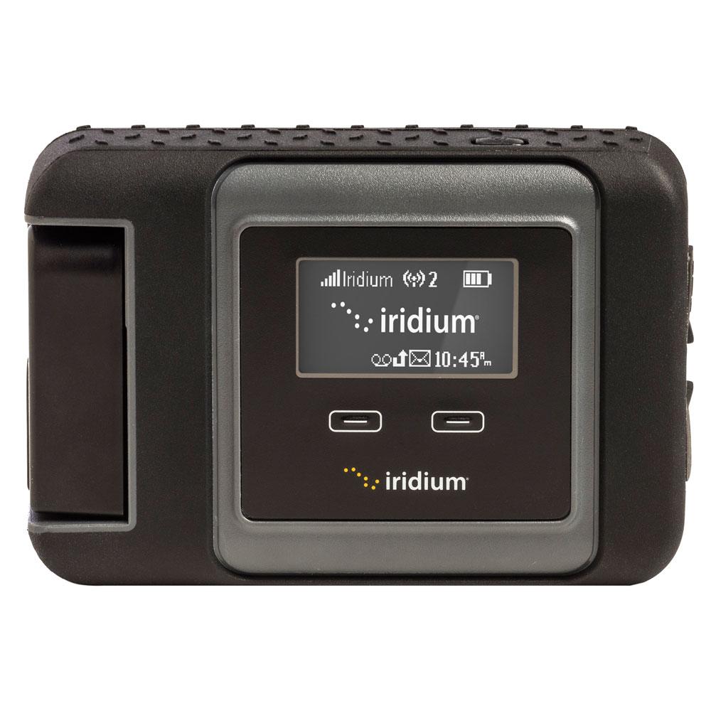 Iridium GO!® Satellite Based Hot Spot - Up To 5 Users