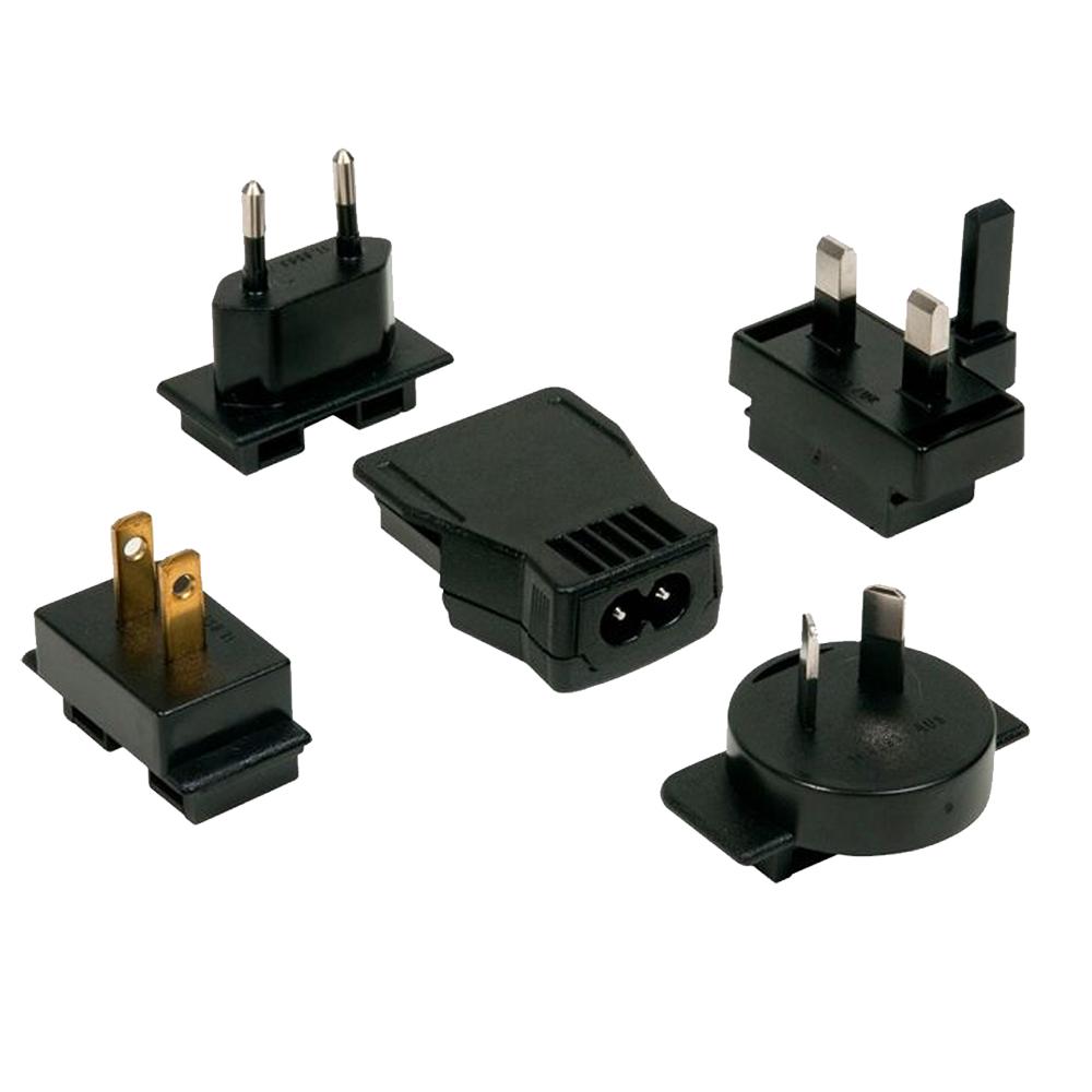Iridium Plug Kit f/9555 Includes US & International