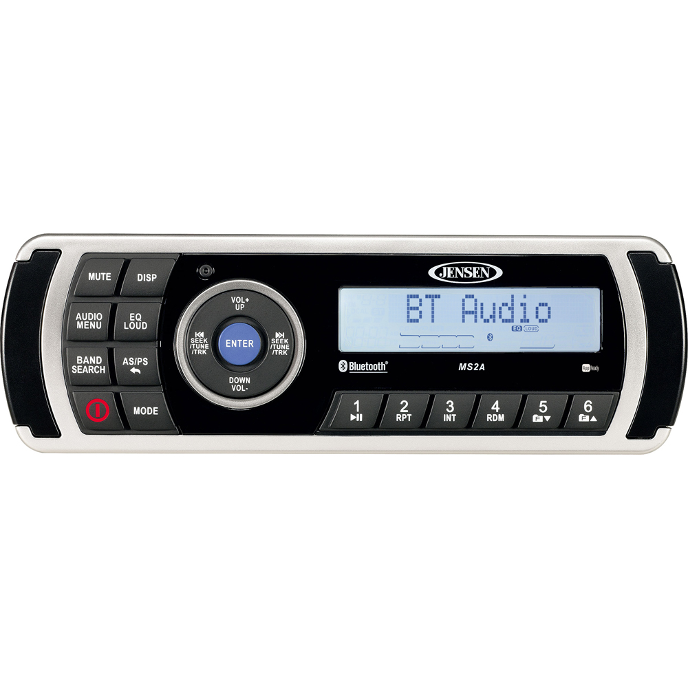JENSEN MS2ARTL AM / FM / USB / iPod / BT / APP Ready Waterproof Stereo