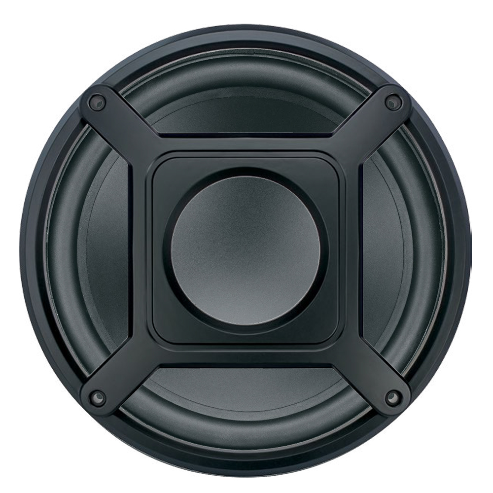 """JENSEN MSW10 10"""" Subwoofer w/Black Grill Cover"""