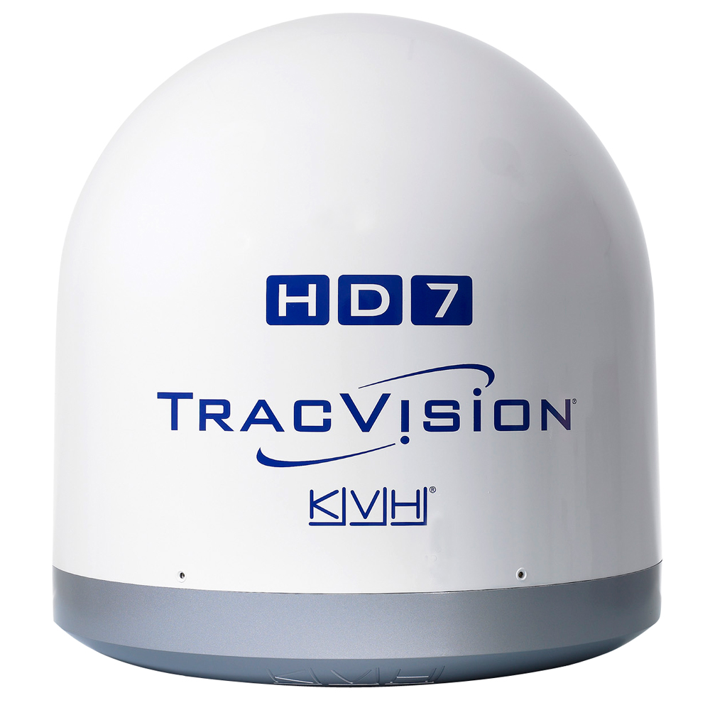 KVH TracVision HD7 Empty Dummy Dome Assembly