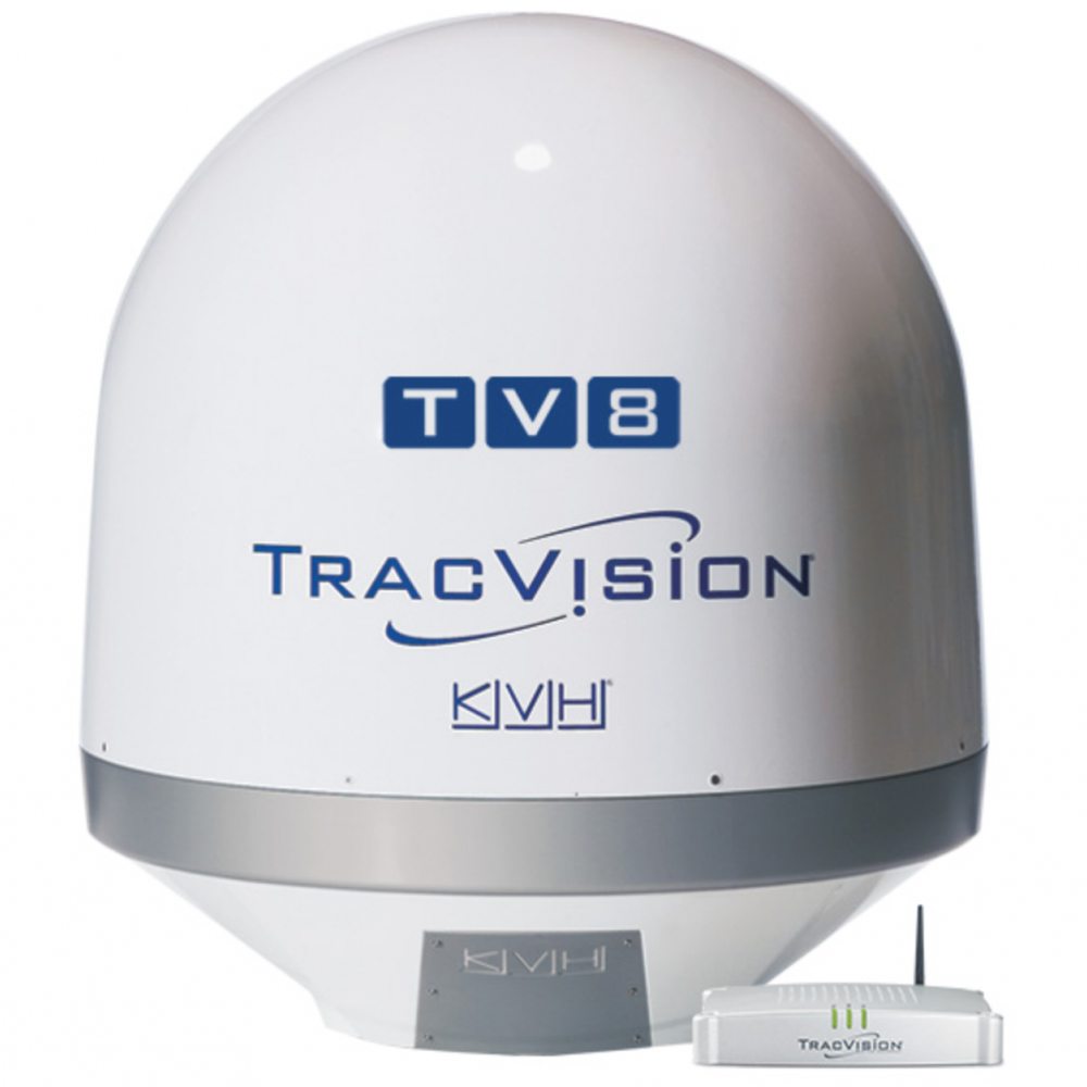KVH TracVision TV8 Circular LNB f/North America - Truck Freight Only