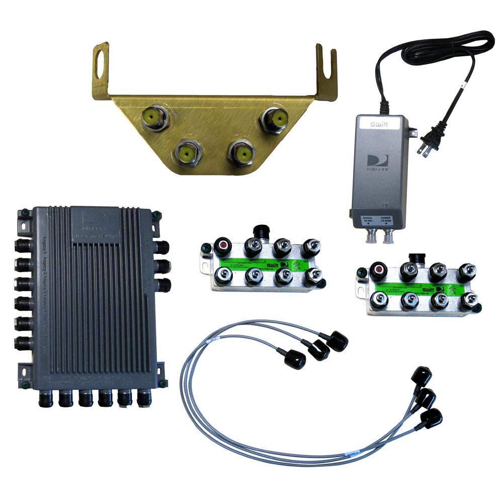 KVH TracVision HD7/HD11 SWM Expander Kit - 16 Tuner