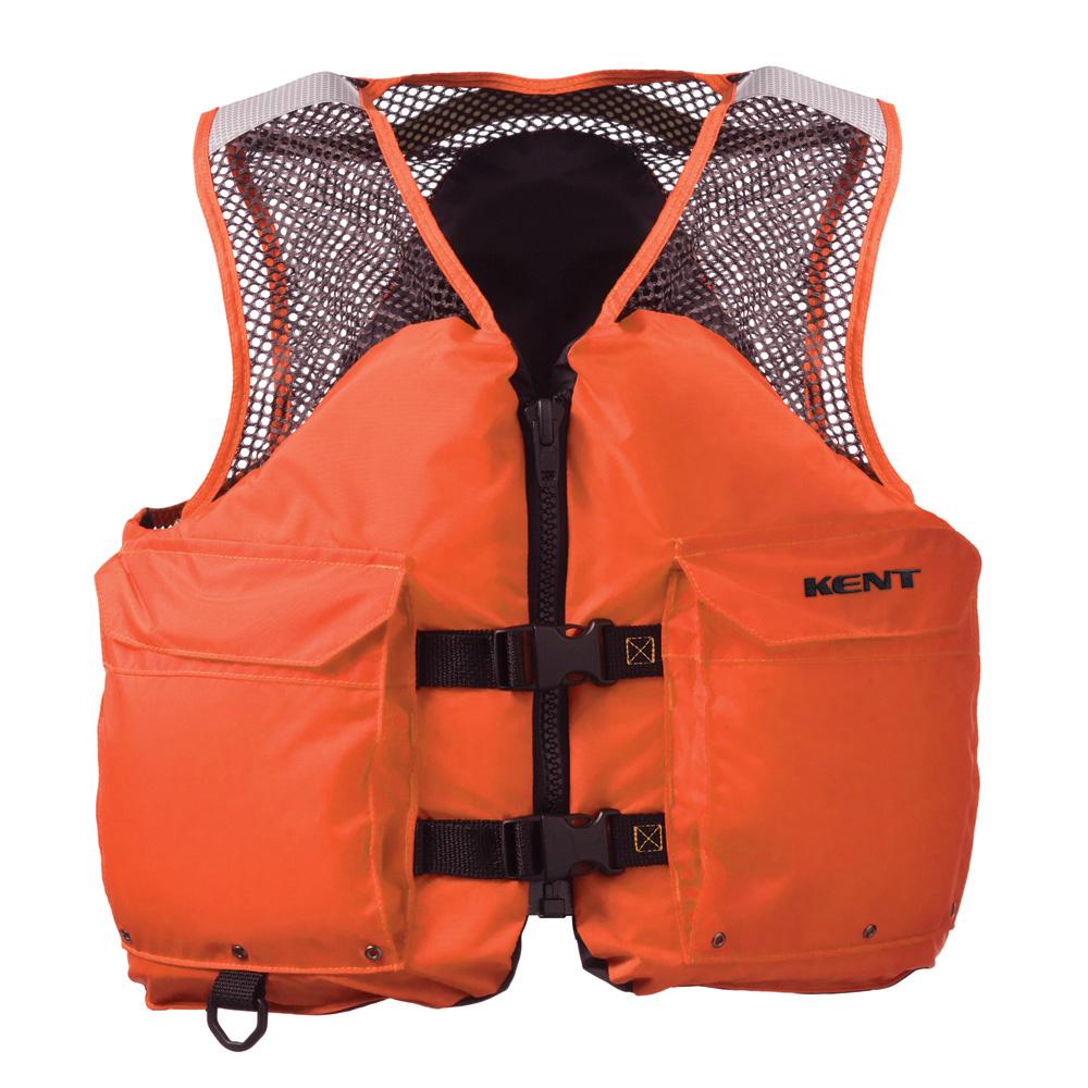 Kent Deluxe Mesh Commercial Vest - X-Large