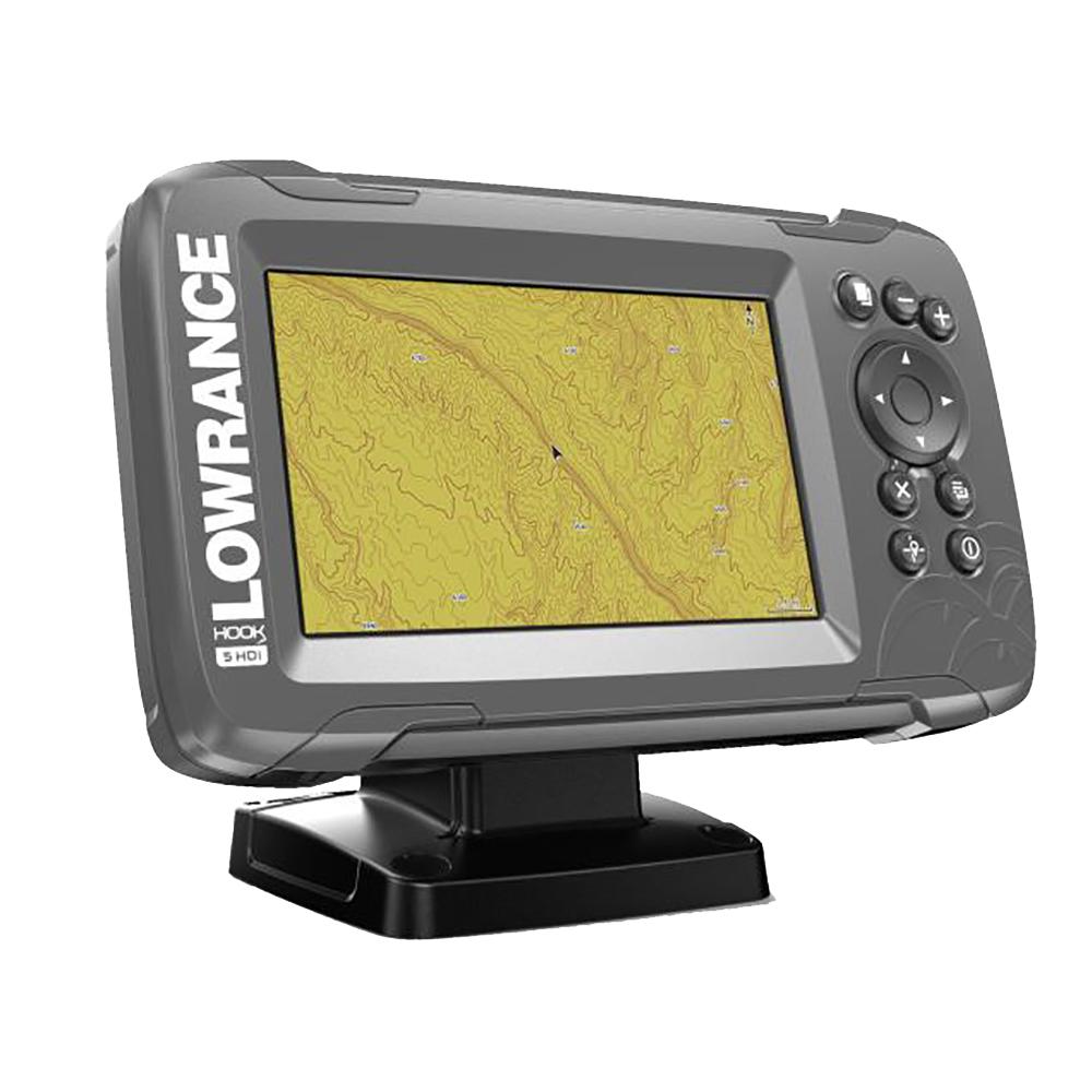 Lowrance HOOK2-5 BAJA Off Road GPS