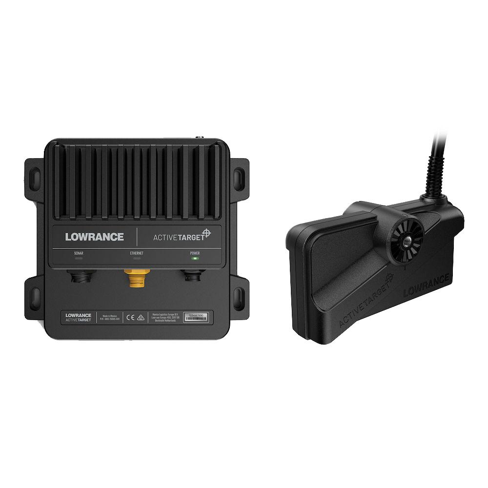 Lowrance ActiveTarget™ Live Sonar Transducer