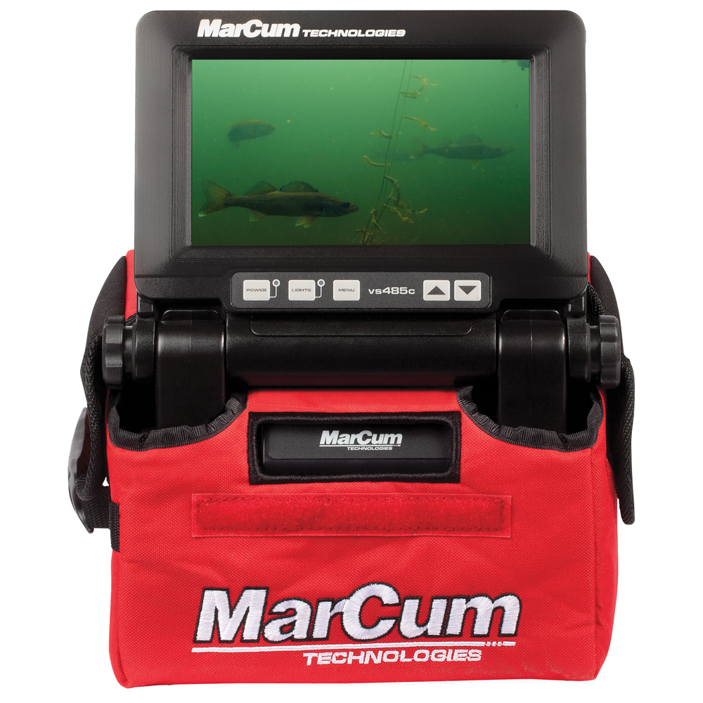 "MarCum VS485C Underwater Viewing System - 7"" LCD Color"