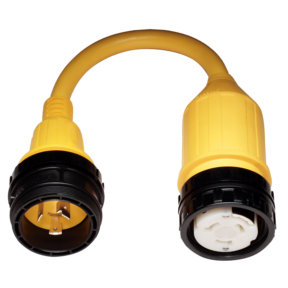 Marinco 117A Pigtail Adapter - 50A Female to 30A Male