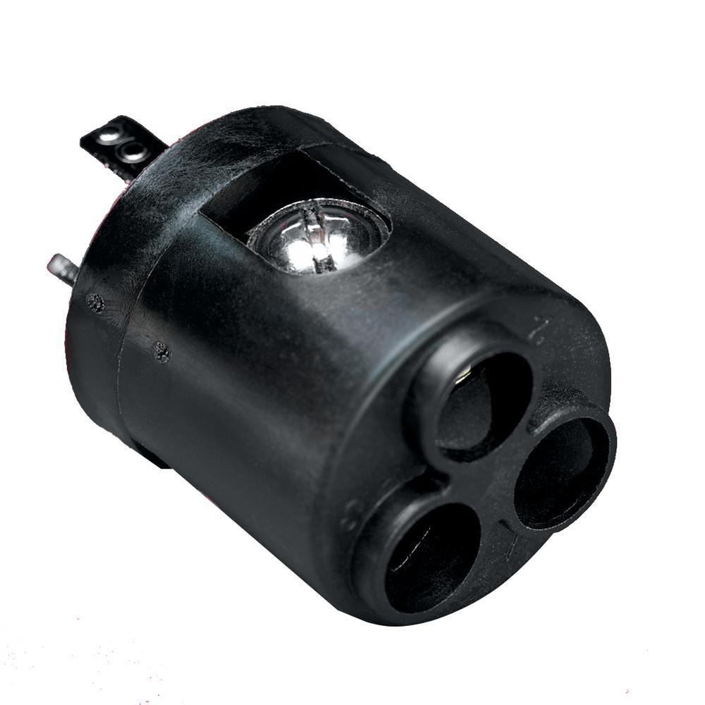 Marinco ConnectPro® 3-Wire Receptacle 6-Gauge Adapter