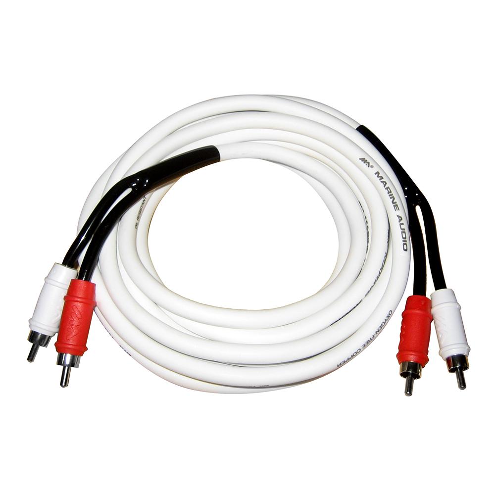Marine Audio Marine Grade RCA Cable - 13' (4M)