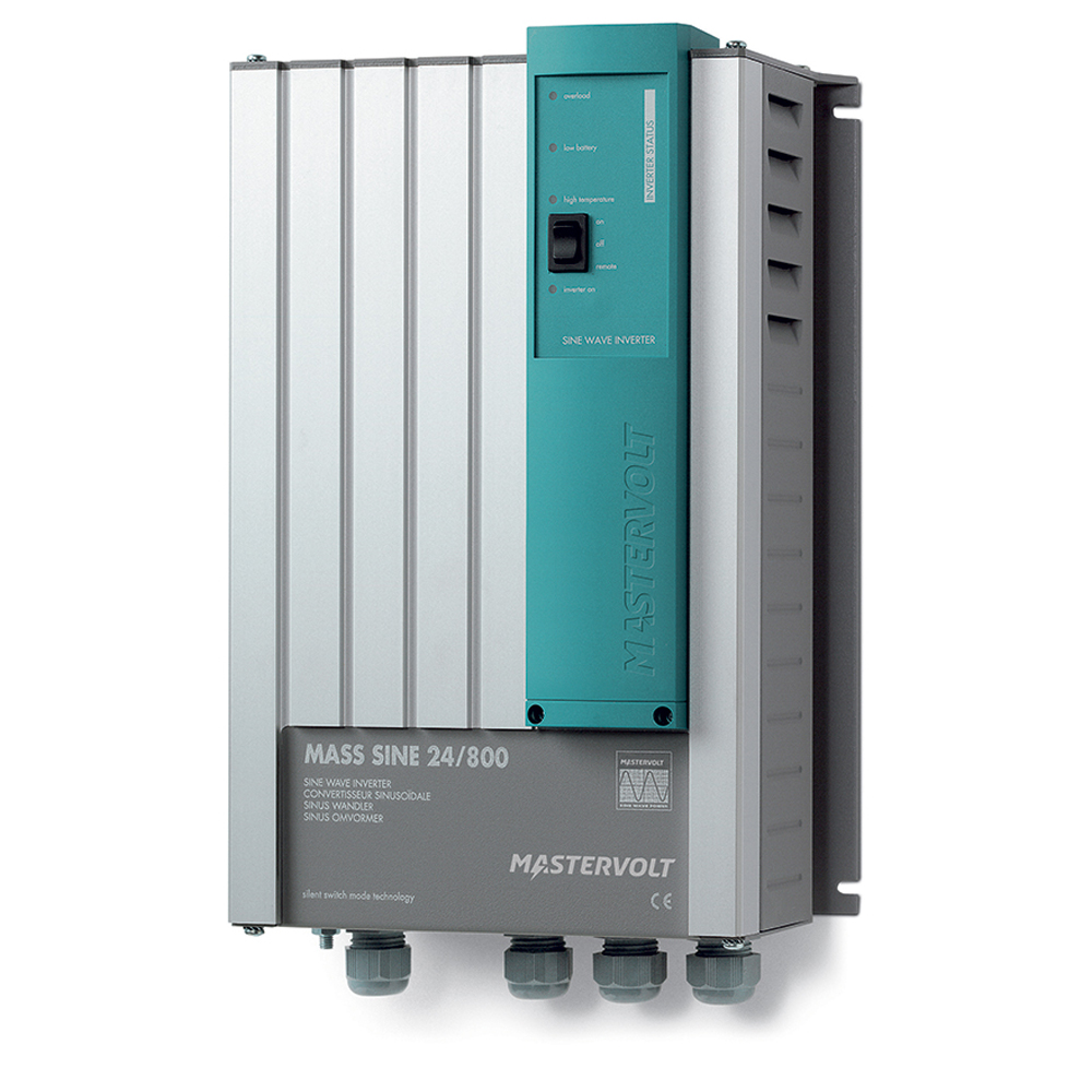 Mastervolt Mass Sine Wave Inverter 24/800 (230V/50Hz)